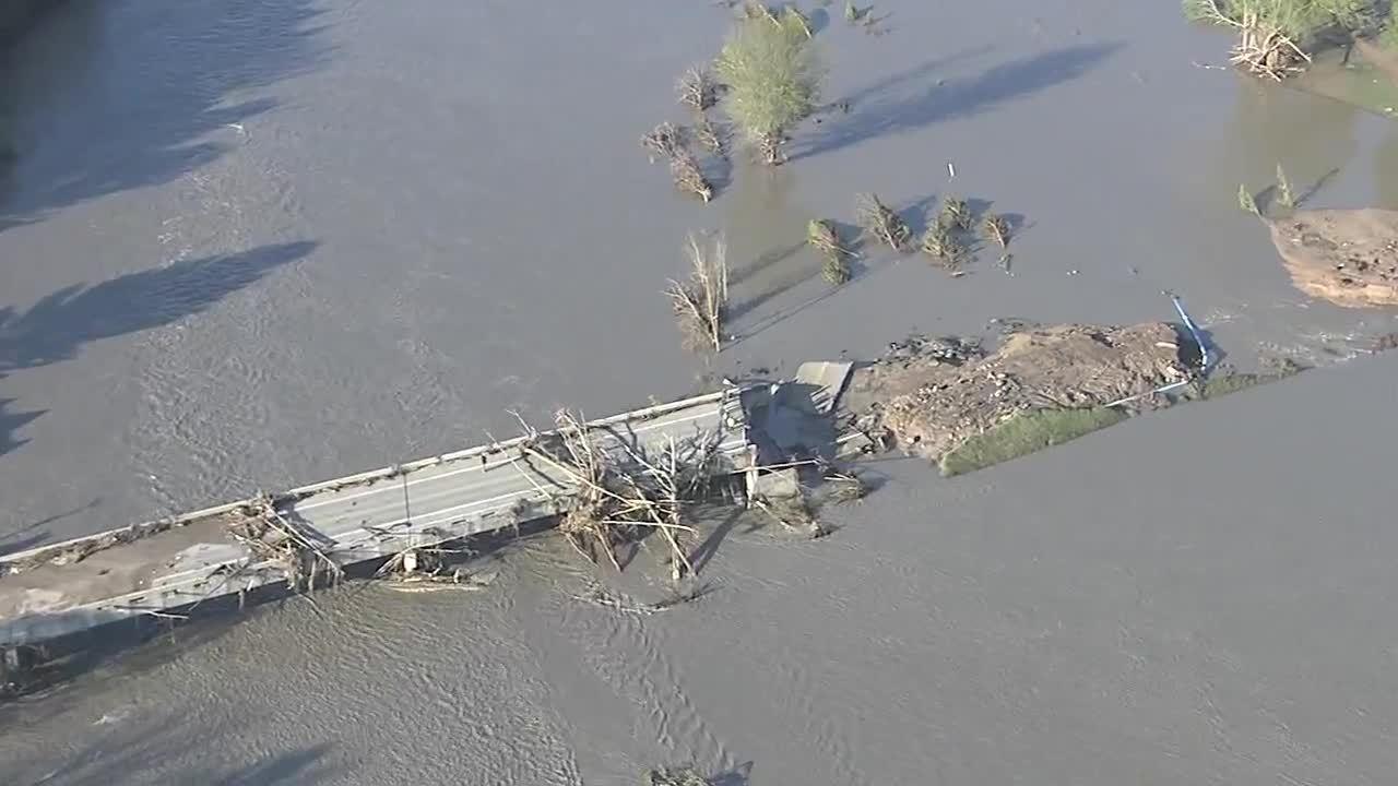 Residents face devastation of Mid-Michigan dam breach