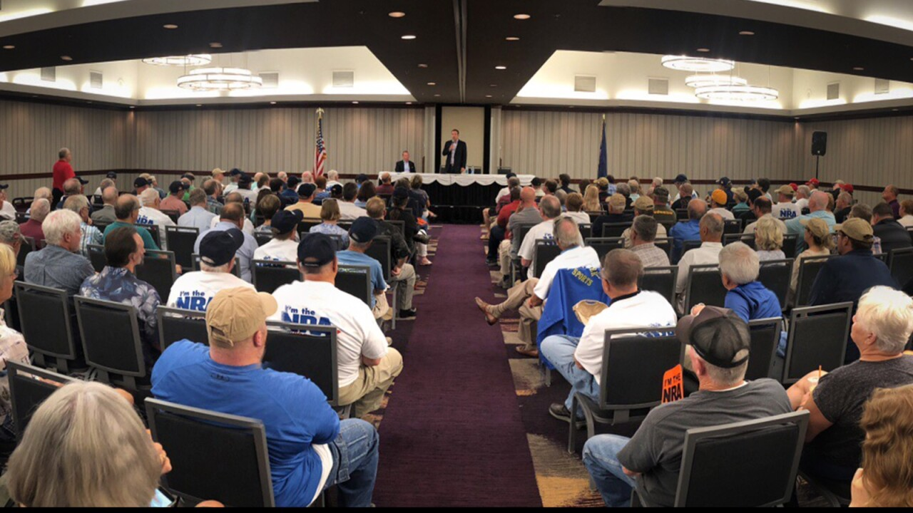 'We fought for these rights,' says gun owner at NRA town hall in Virginia Beach