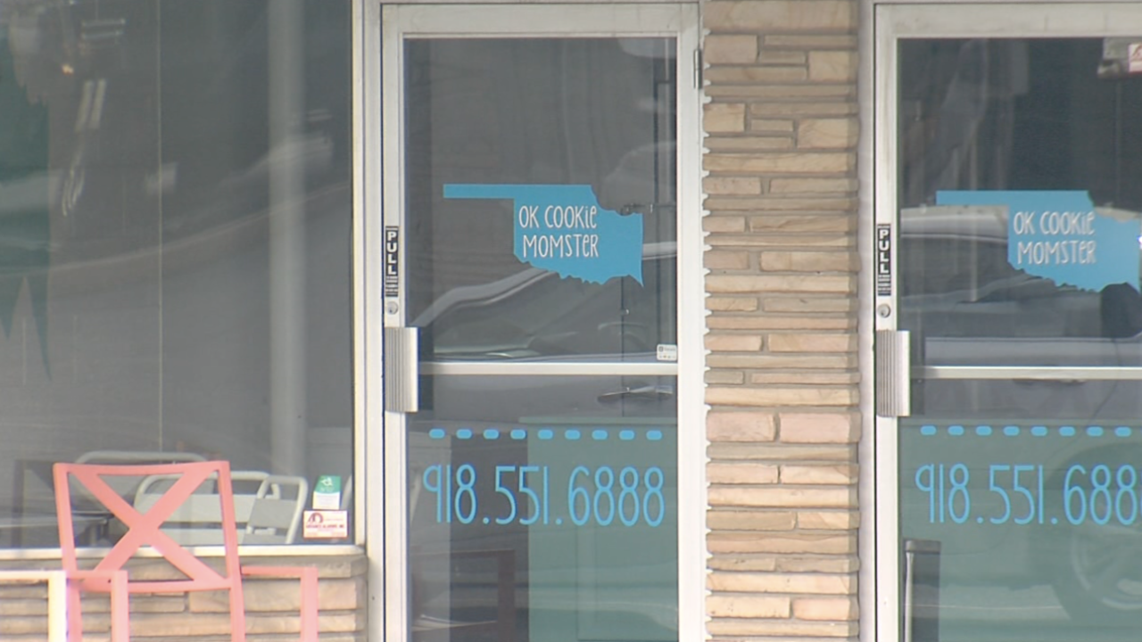 OK Cookie Momster owner arrested, accused of stealing baking products
