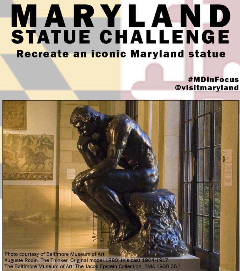 statue challenge