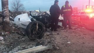 Colorado Boulevard I-70 crash