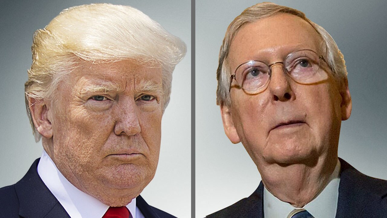 Trump's fate rests with McConnell in impeachment trial
