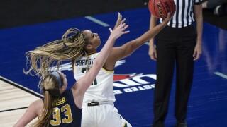NCAA Michigan Baylor Basketball