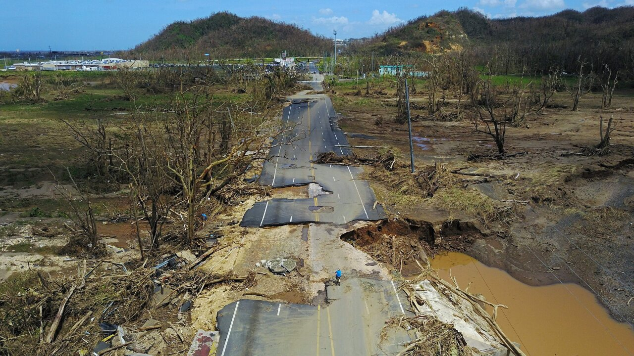 Senate to vote on disaster relief amid fight over Puerto Rico funding