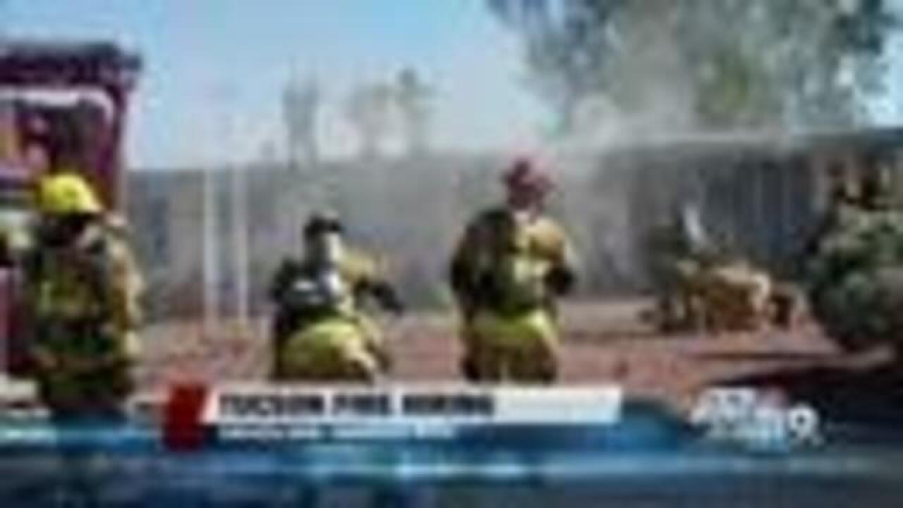 Tucson fire looking for new Firefighter recruits