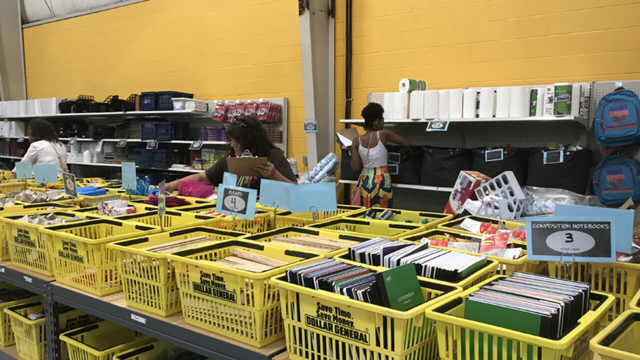 New 'Shop' Helps Metro Teachers Get Supplies At No Cost