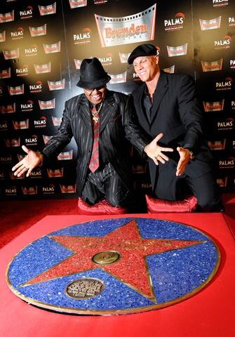 PHOTOS: Joe Jackson in Las Vegas