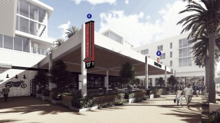 Culinary Dropout at The Yard Scottsdale Quarter Artist rendering