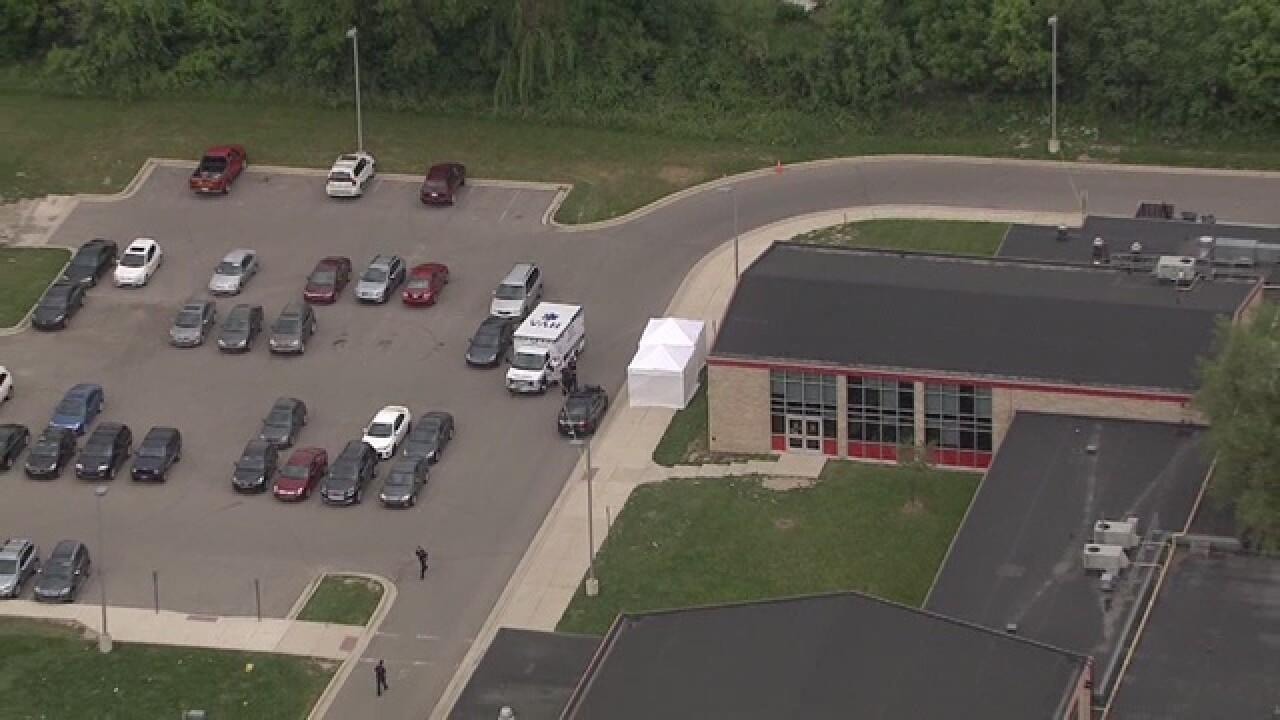 Teen's body found outside school in Ypsilanti