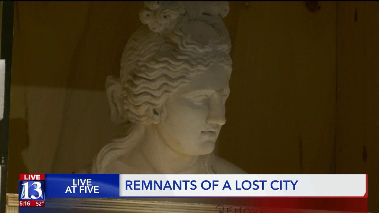 The Leonardo's new Pompeii exhibit gives a snapshot of first centurylife