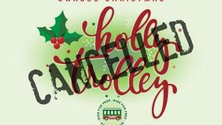 Owasso Holly Trolley canceled