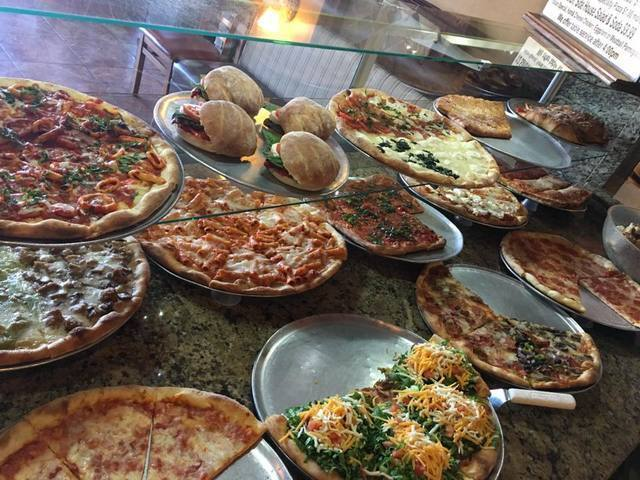 Image courtesy: Sal's Gilbert Pizza