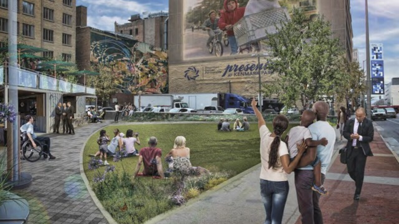 Upper Downtown project brings 'renewed focus'