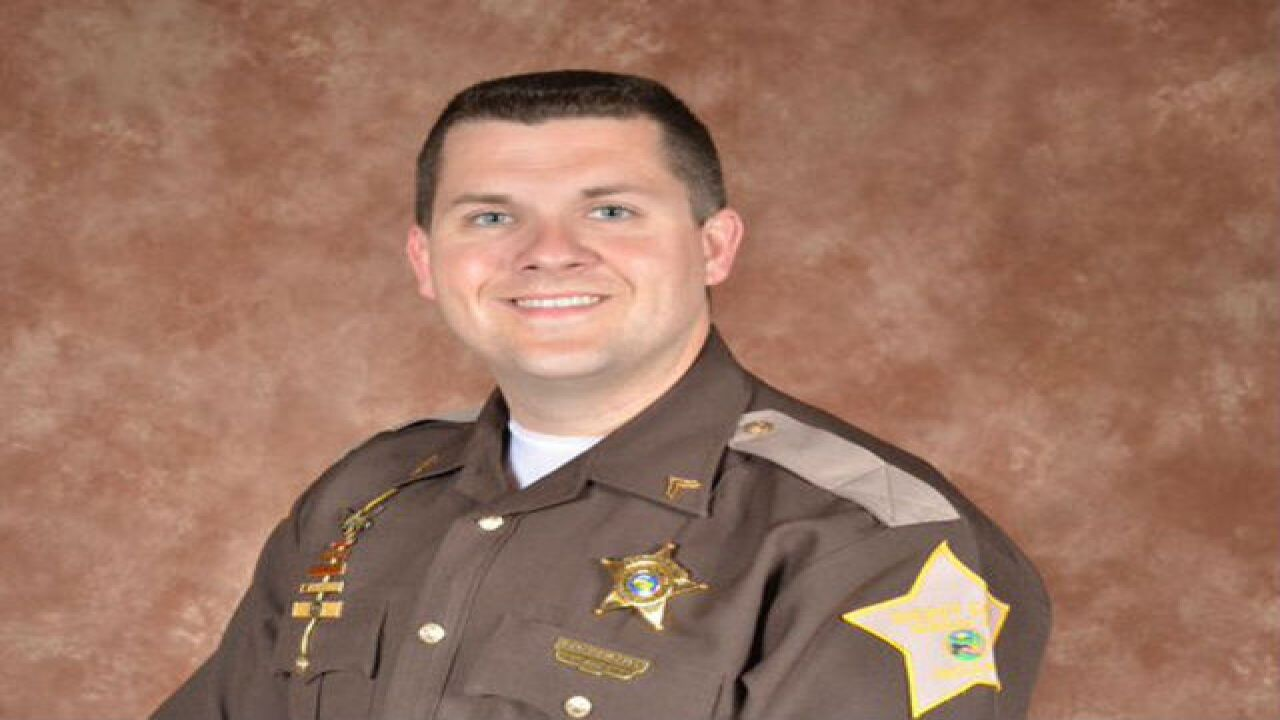 Deputy shot and killed in Indiana