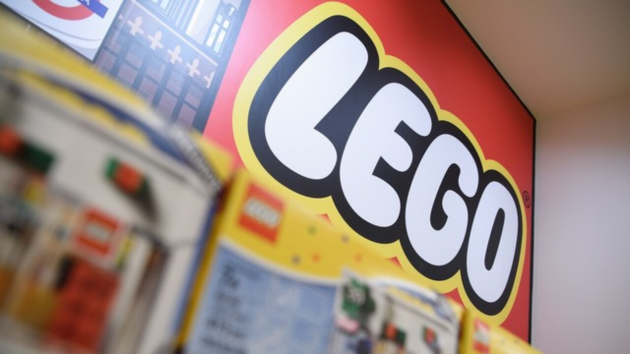 The Lego Store set to open at Walden Galleria on Friday