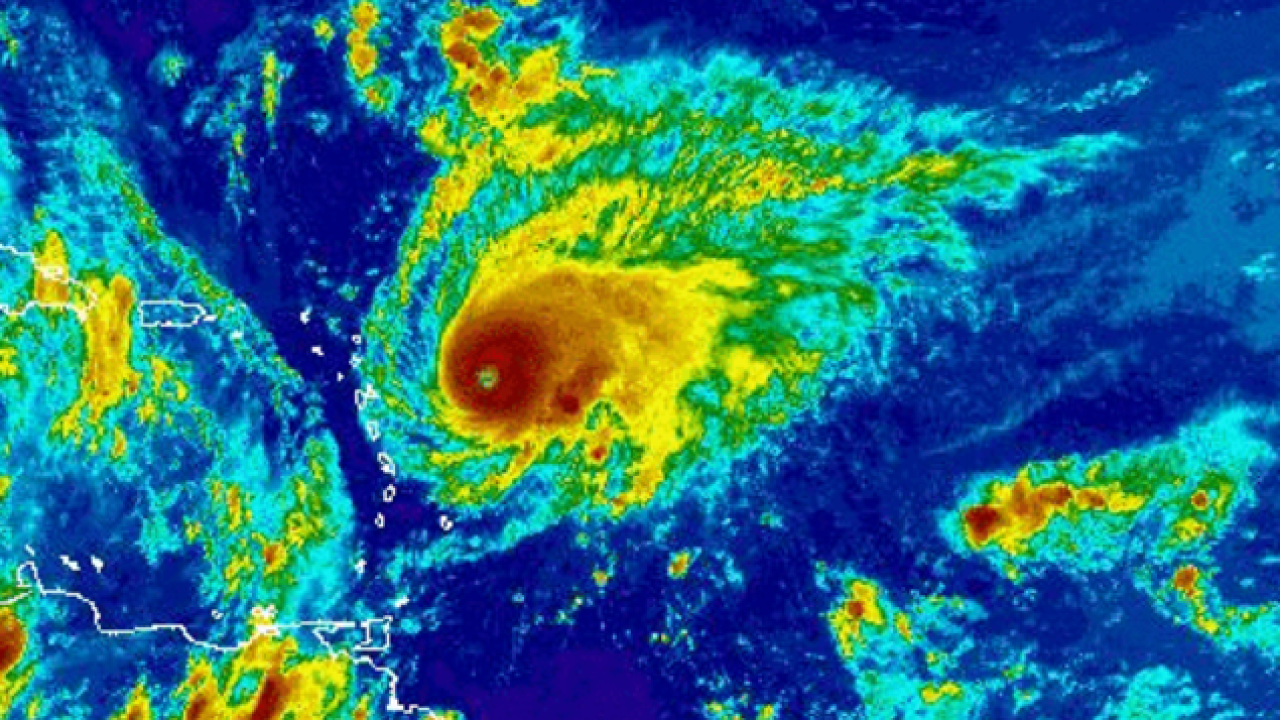 Jose remains a powerful Category 4 Hurricane in the Atlantic