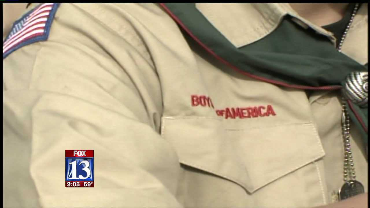 Boy Scouts to review resolution regarding sexual orientation