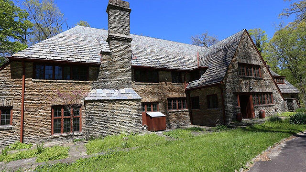 Get a rare look inside historic Groesbeck Lodge
