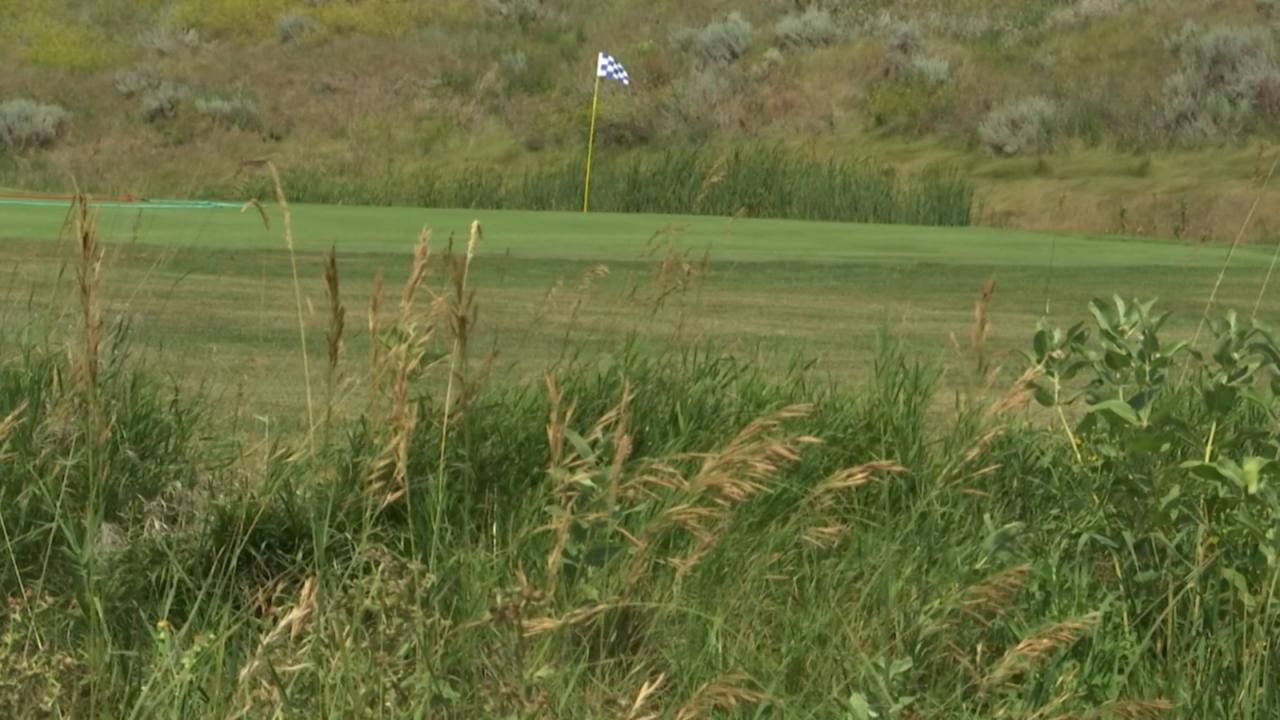 Ponderosa Butte Golf Course