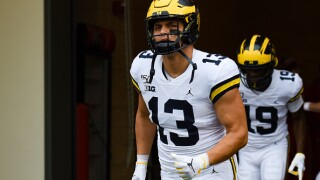 Michigan RB Tru Wilson plans to transfer
