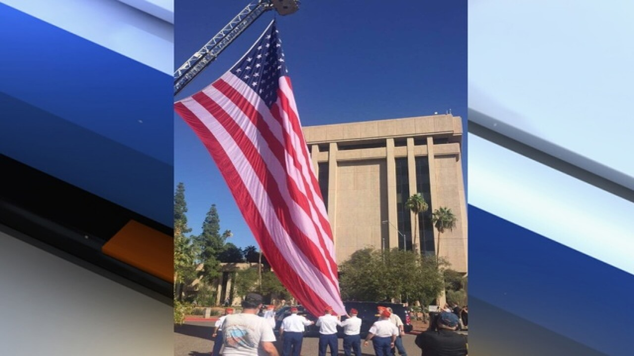 DoD: Tucson soldier killed in Jafr, Jordan