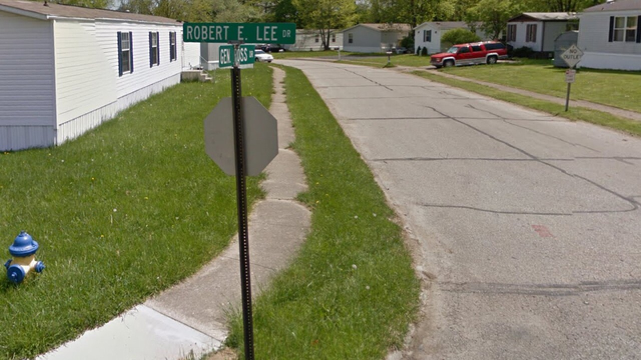 Robert E. Lee road in Tri-State? More than one