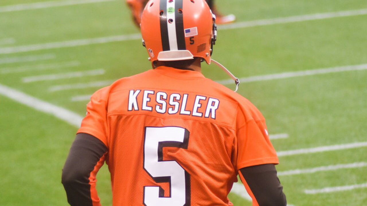 online retailer f691d b11ef Centennial grad Cody Kessler traded from the Browns to the ...