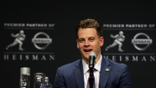 Heisman Trophy Presentation Joe Burrow