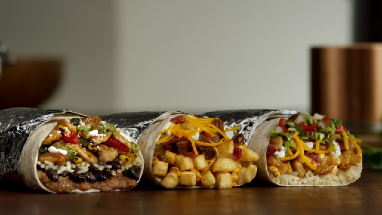 Del Taco's 3rd annual Epic Burrito Challenge
