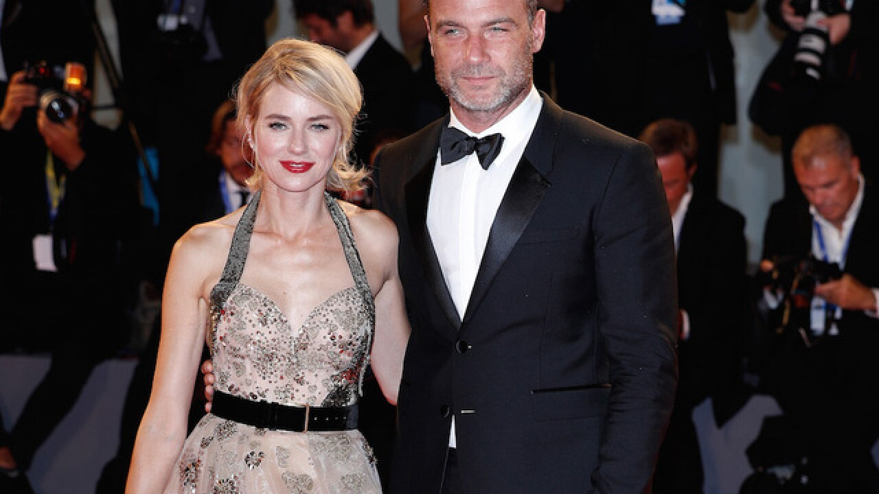 Naomi Watts, Liev Schreiber splitting up after 11 years together