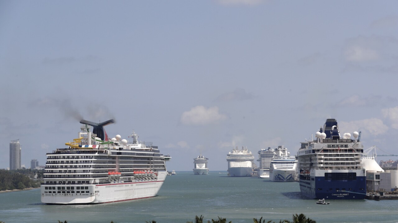 Carnival cancels most US-based cruises for rest of 2020