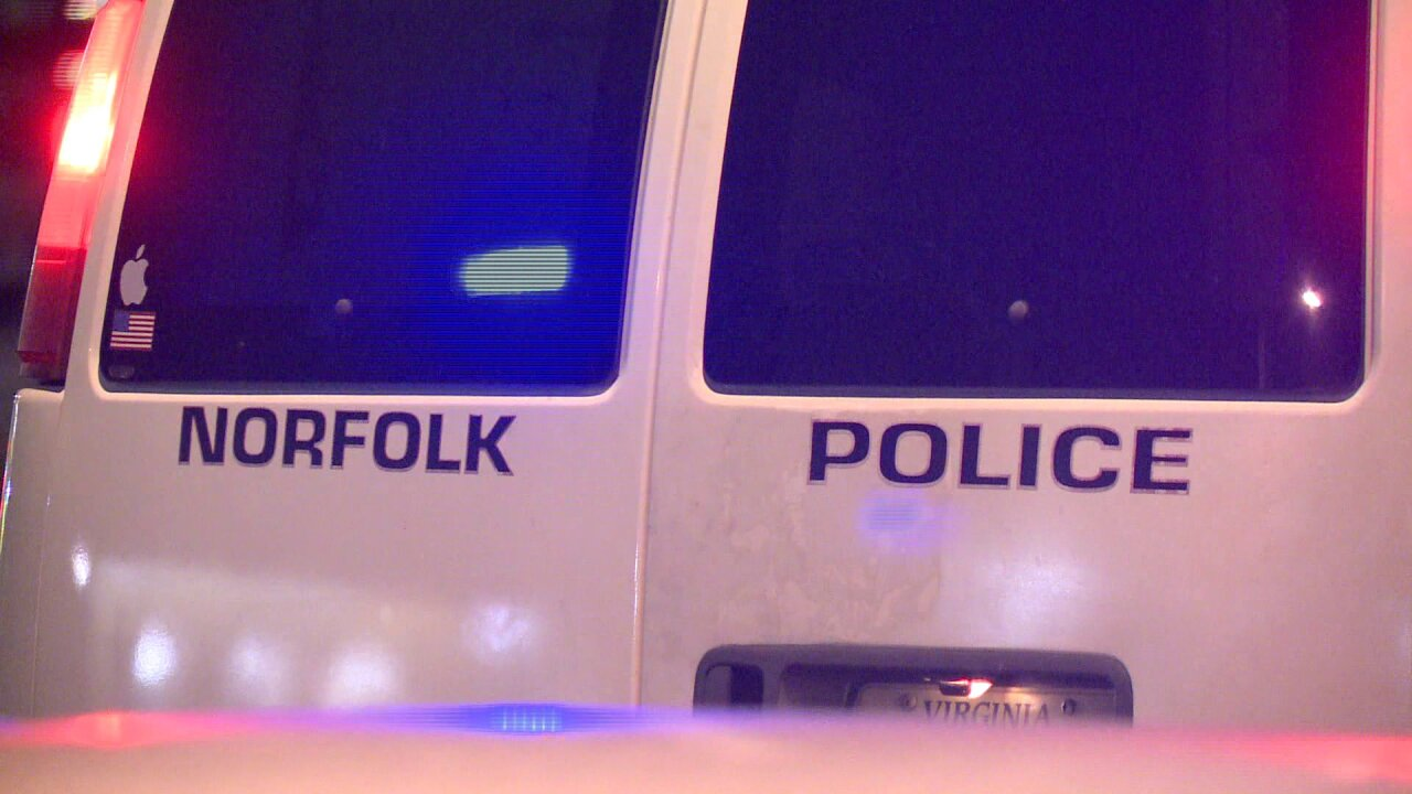 Suspects impersonate police, force their way into Norfolk home armed withguns