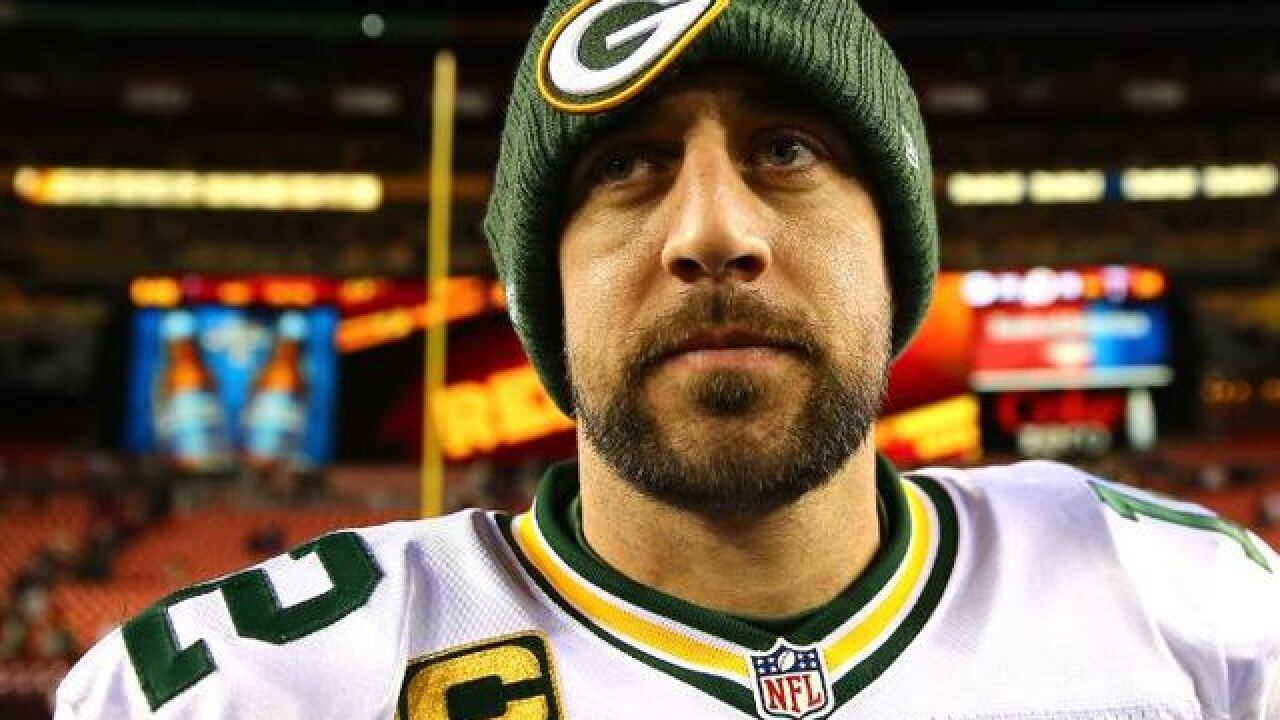 Aaron Rodgers cuts the cheese -- from his diet