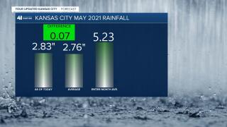Rainfall This Month