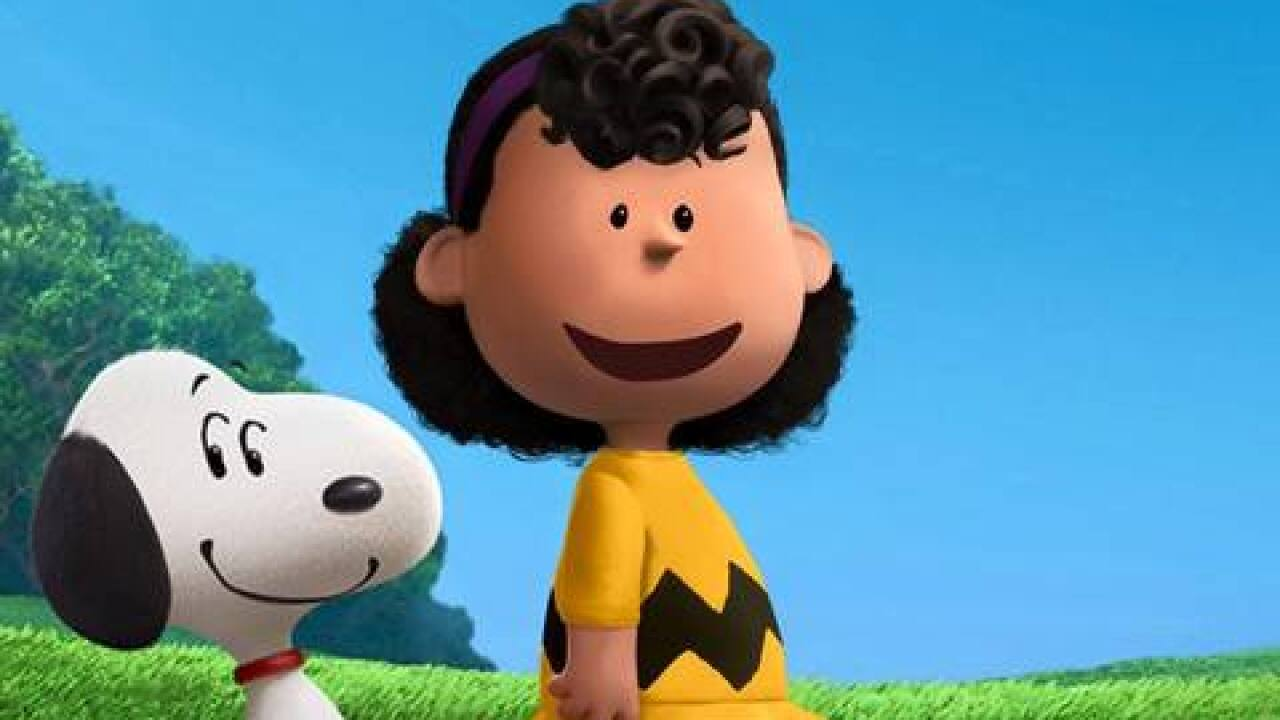 How to make a Peanuts version of yourself