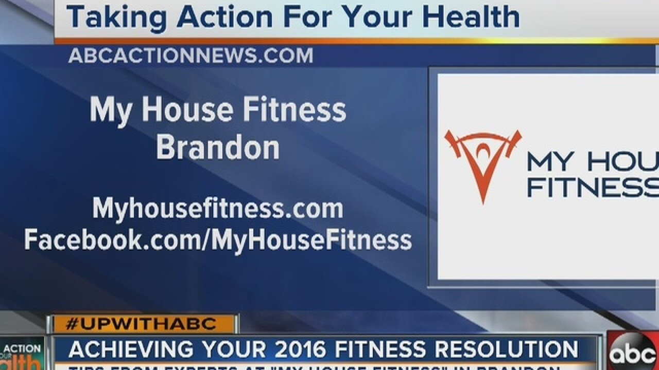 Achieving Your Fitness Goals In 2016