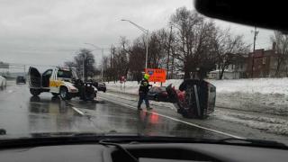 Newburgh Heights crash