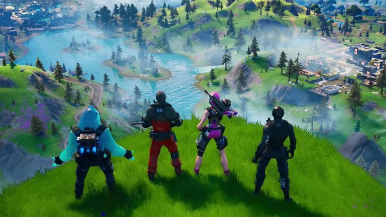 Fortnite PS5 release date