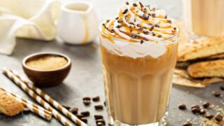 You Can Now Buy Caramel-flavored Whipped Cream From Hershey's