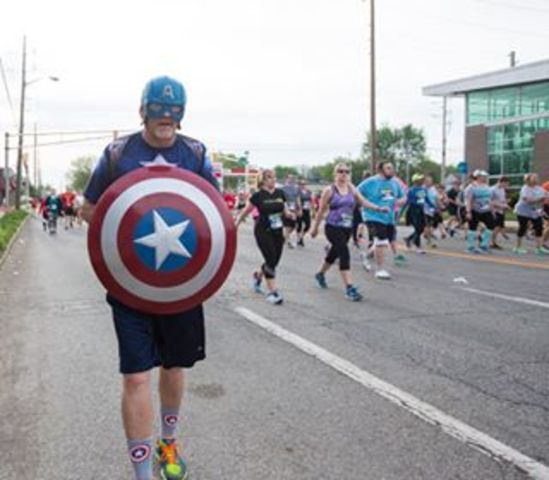 PHOTOS: 500 Festival Mini-Marathon
