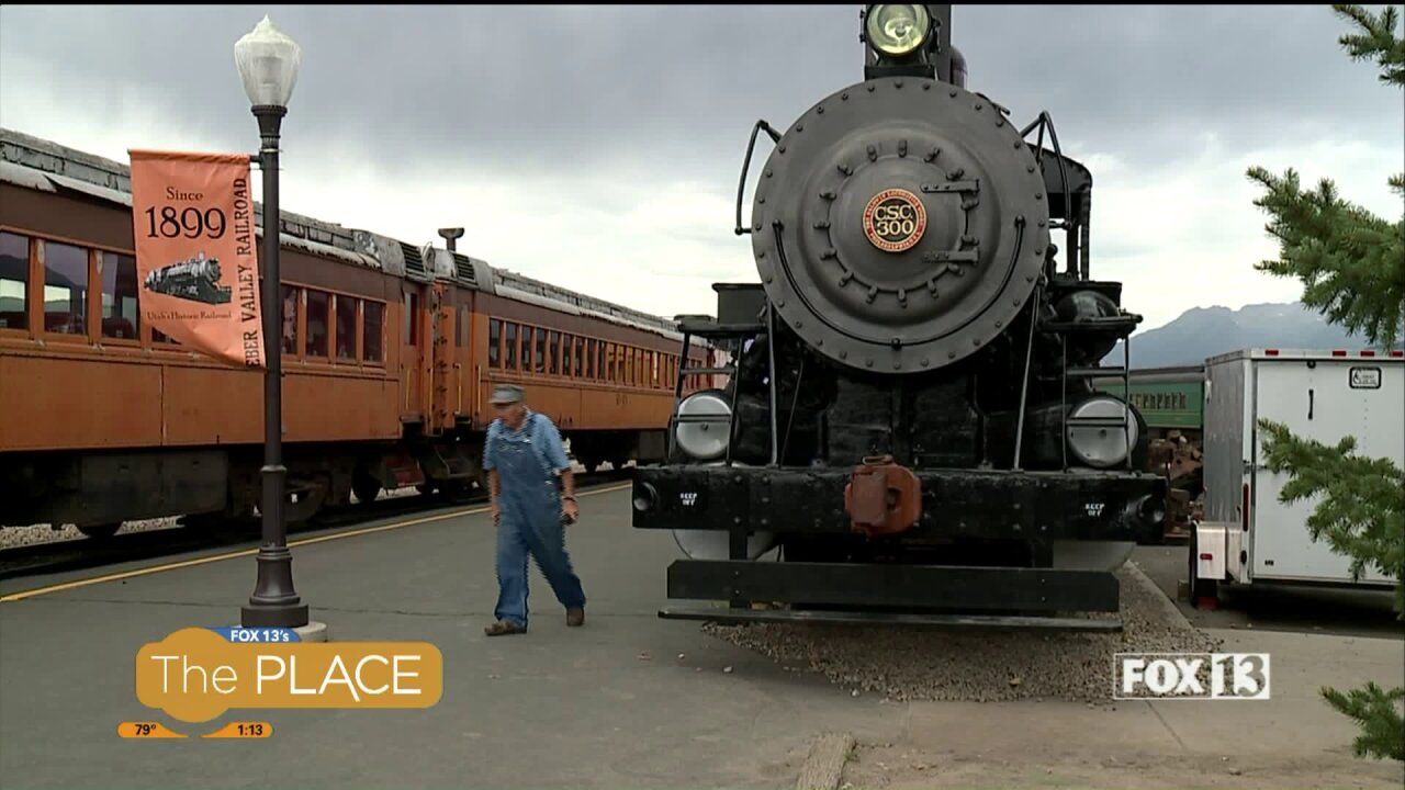 Heber Valley Railroad adds new party cars, and grown-up events!