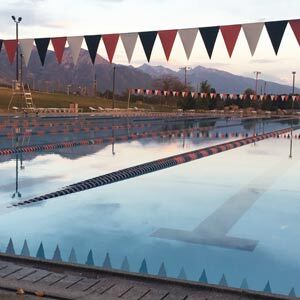 SLCo Sports Complex outdoor pool