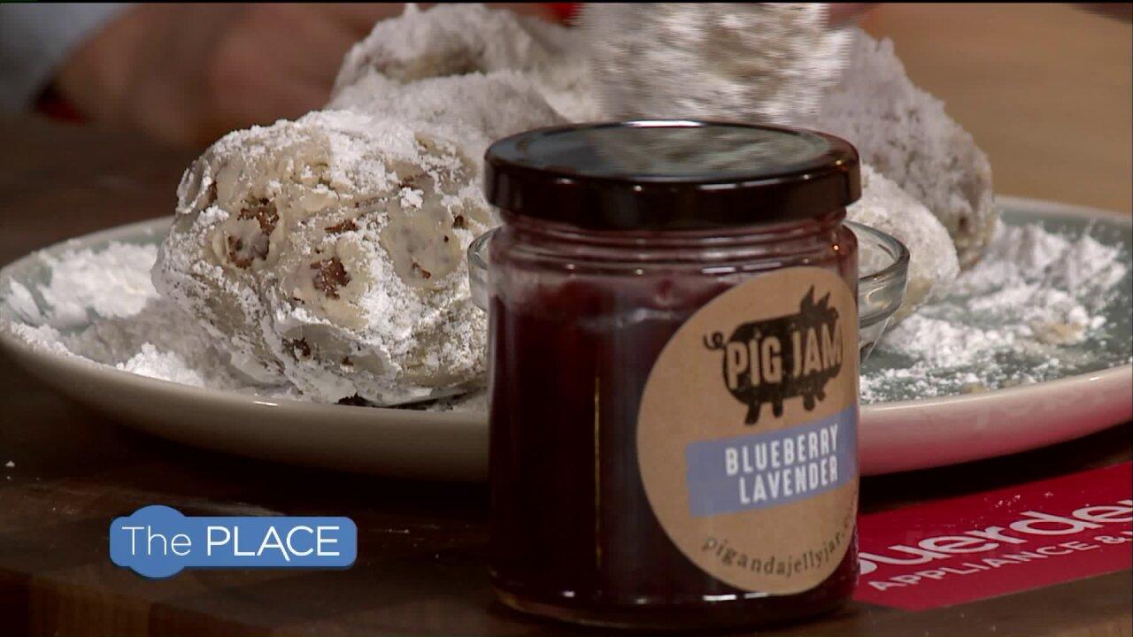 Pig & A Jelly Jar BeignetRecipe