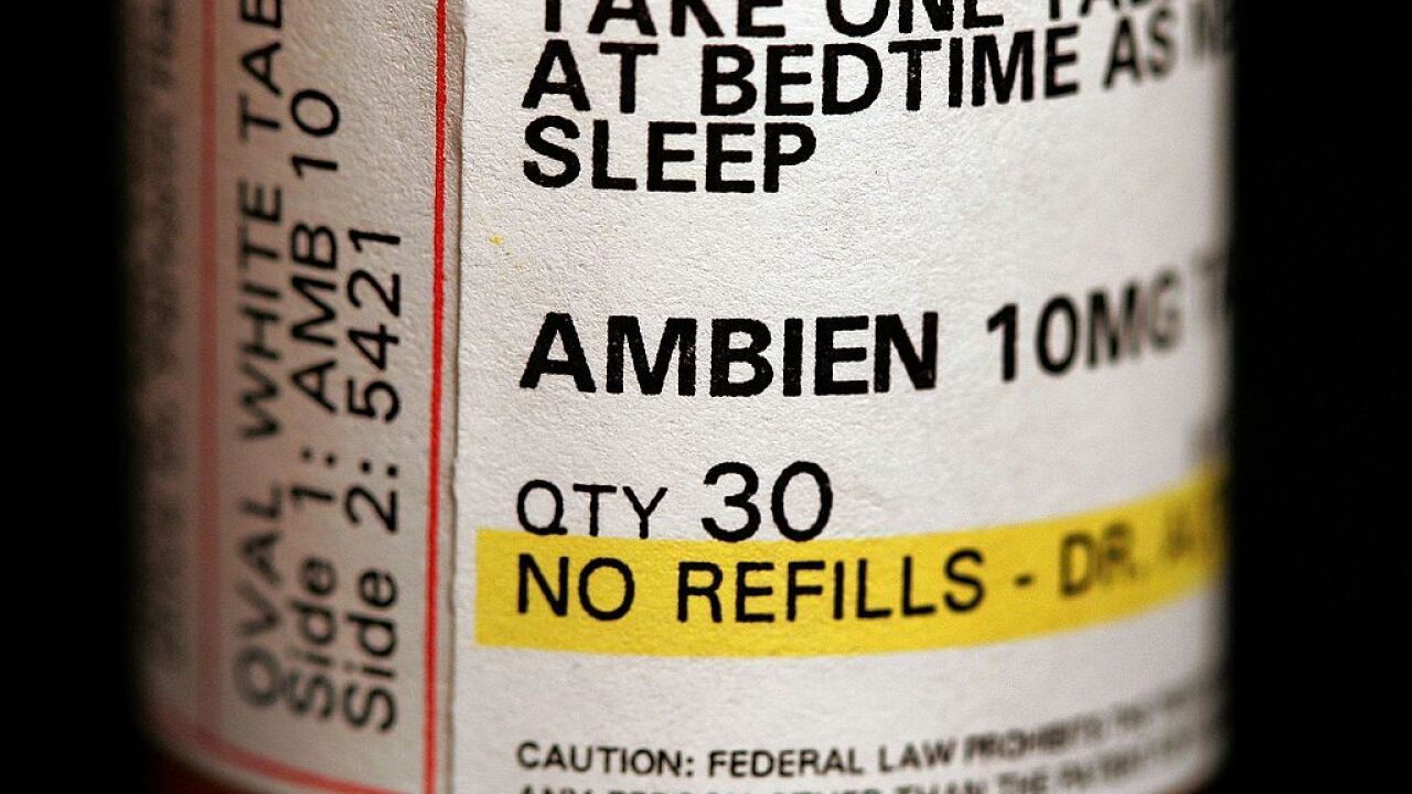 FDA strengthens warning about sleeping pill dangers