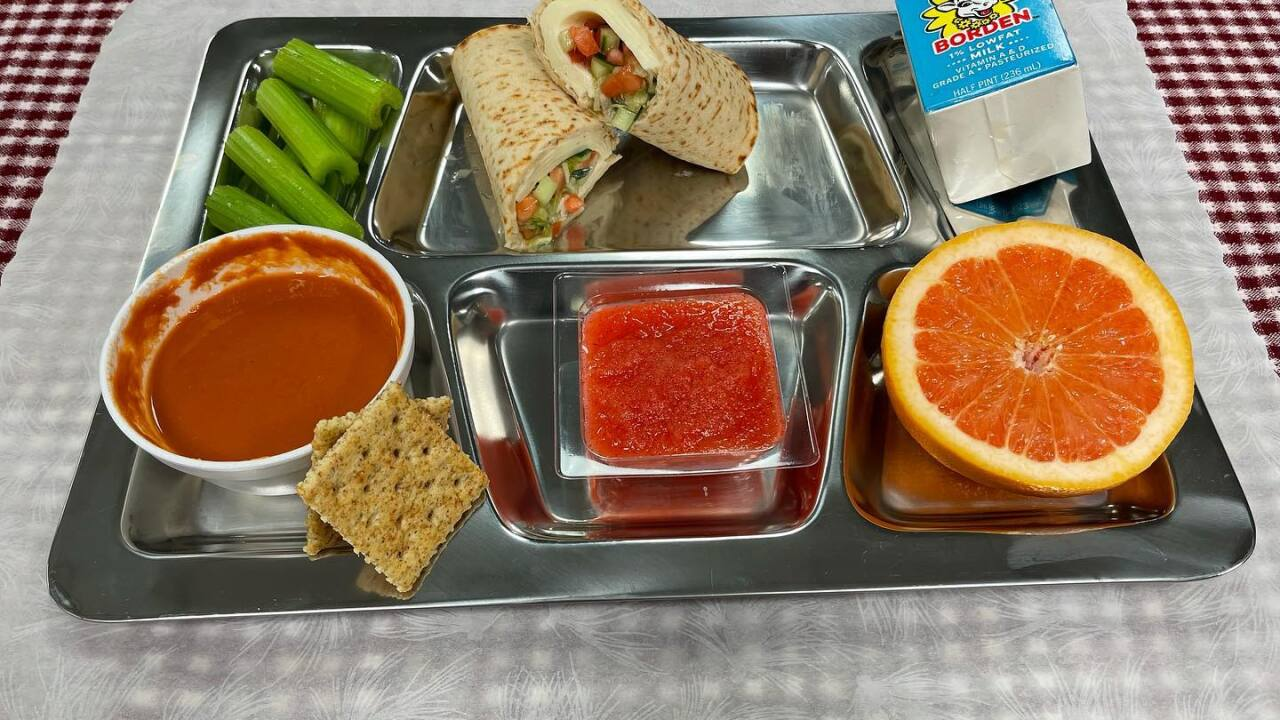 FBISD Lunches