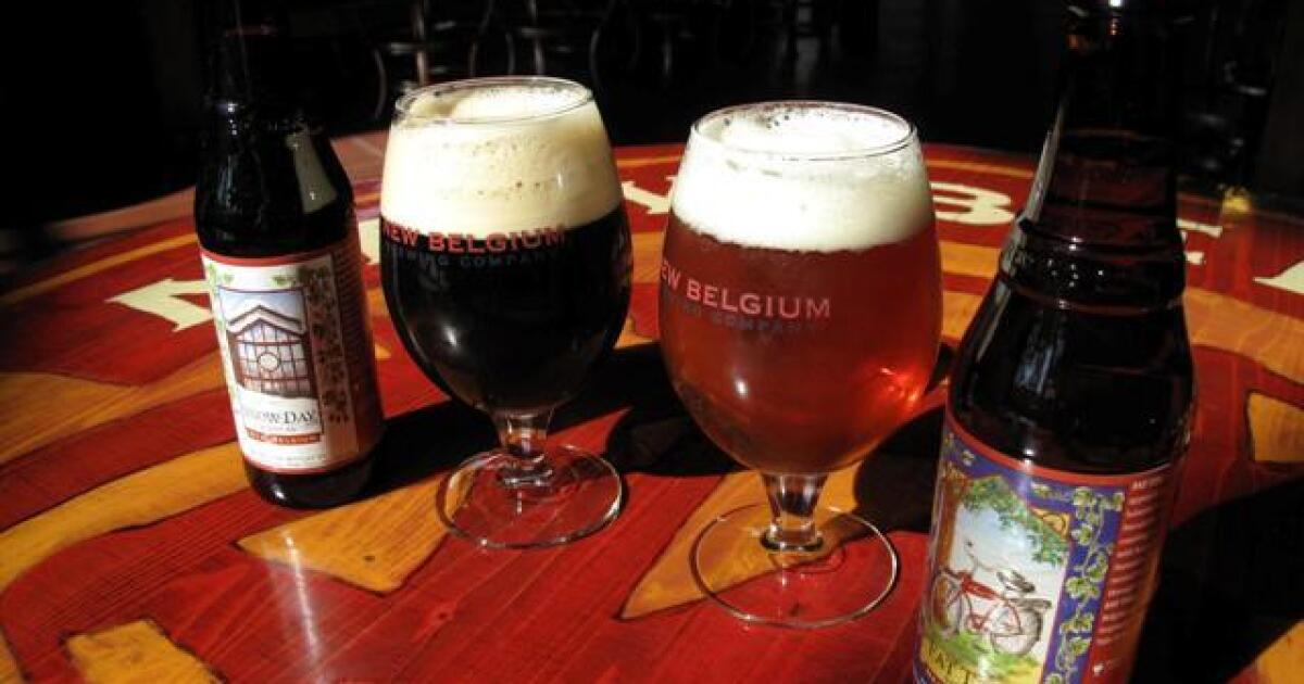 New Belgium selling to global beverage company