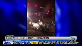 CSPD arrest under investigation