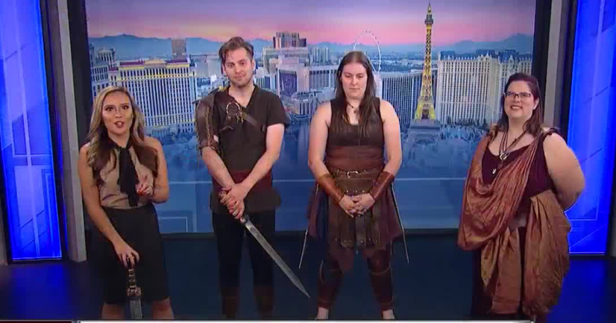 INTERVIEW: Age of Chivalry Renaissance Festival