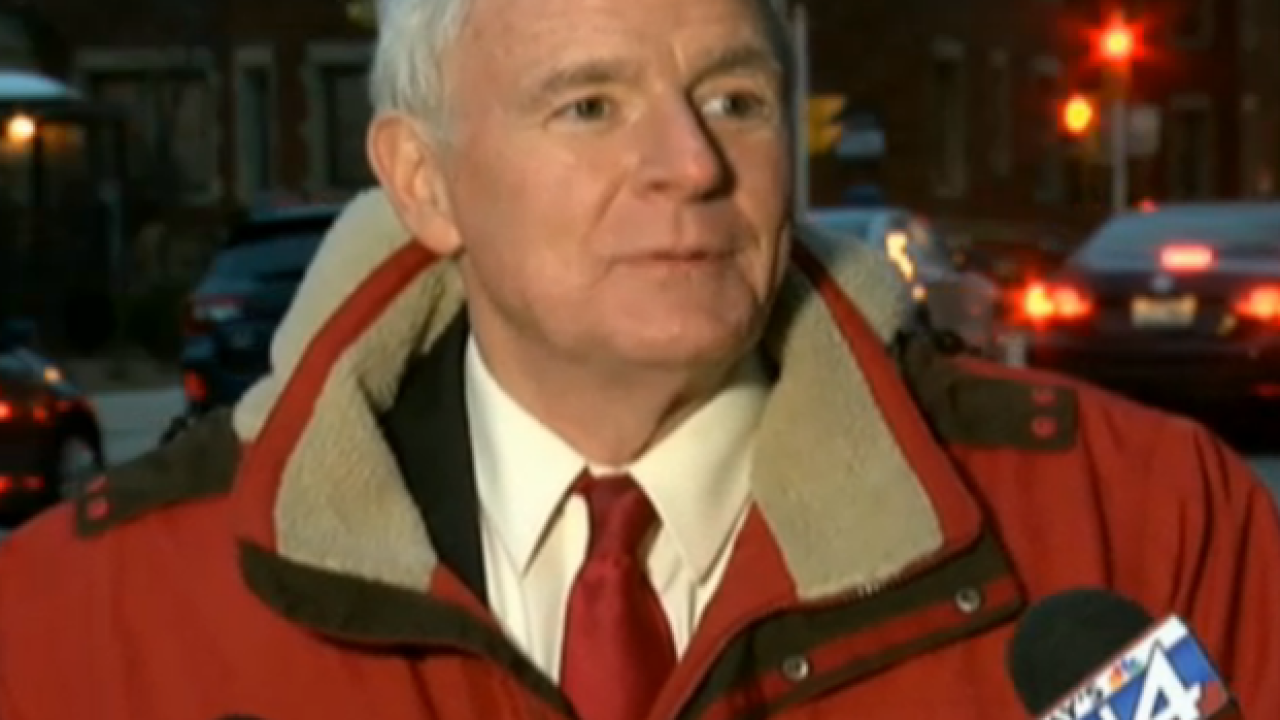 WATCH: Mayor: Winter parking rules to be relaxed
