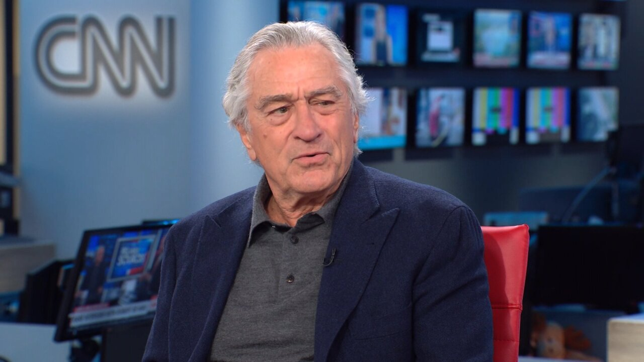 Robert De Niro has some choice words, and a couple f-bombs, for his Fox News critics